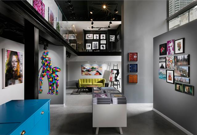 גלריית Lumas הבינלאומית נפתחה בתל אביב