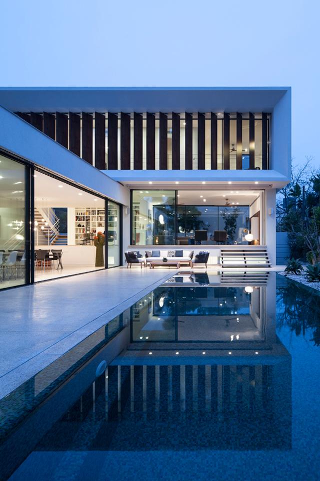 בית חלומות מודרני