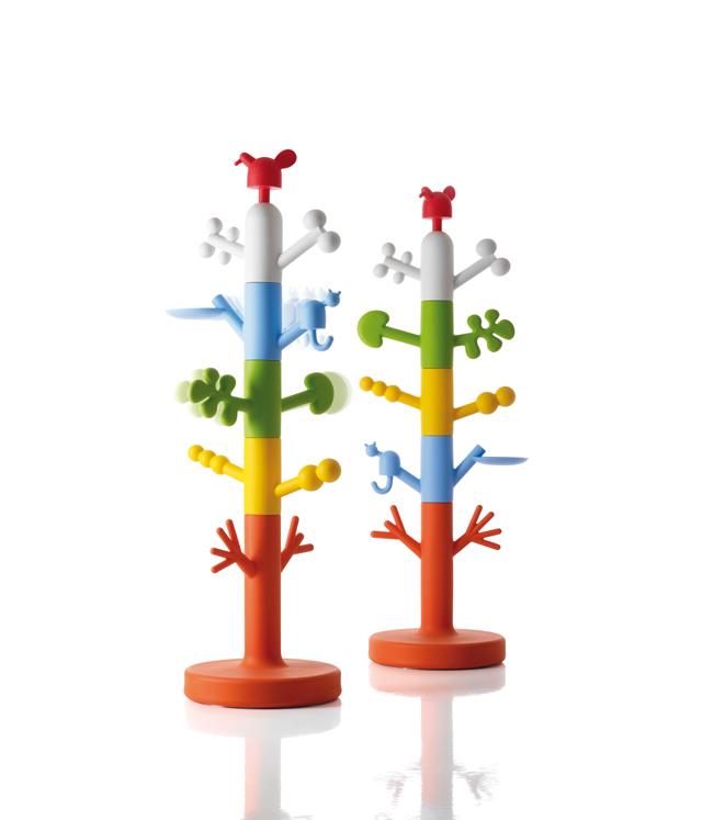 טרנדים בחדרי הילדים - מתלים צבעוניים, להשיג ברשתטולמנ'ס, צילום: סטודיו גריפ