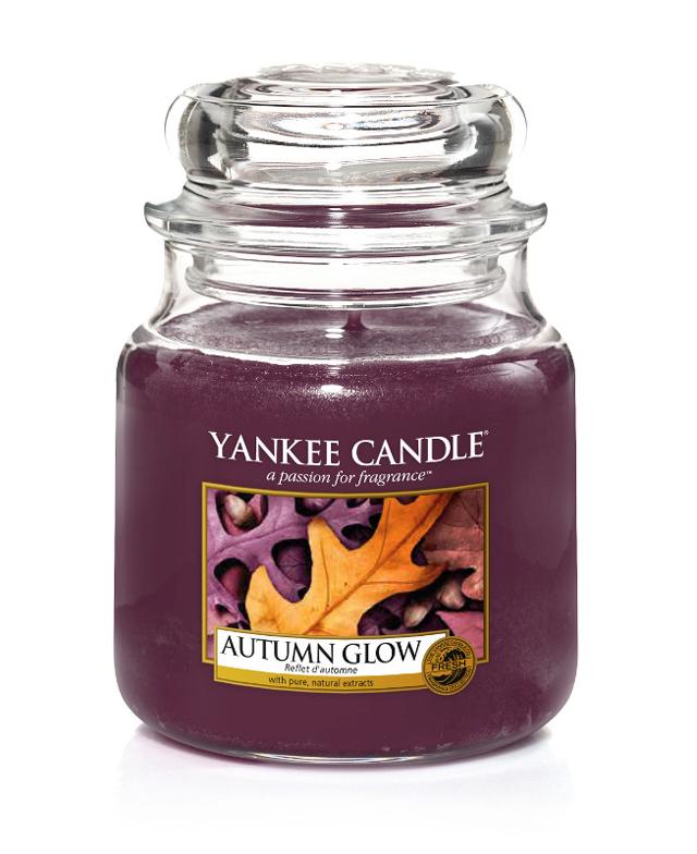 נרות ריחניים לאווירה חורפית, יאנקי קנדל Yankee Candle