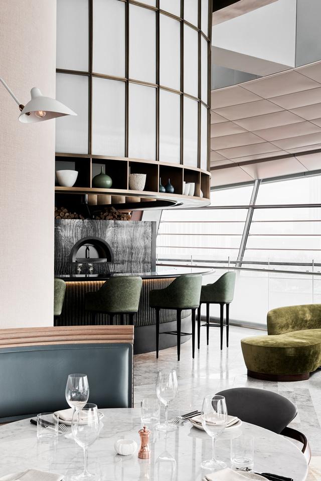 רק בתמונות – מסעדה בדובאי