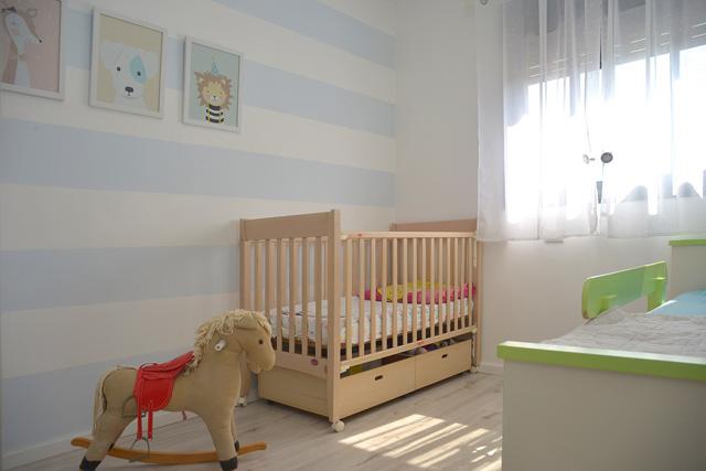 חדר הילדים, עיצוב ליה ניב, צילום: ריקי זהבי
