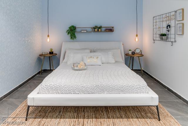 הצעות הגשה בחדר השינה