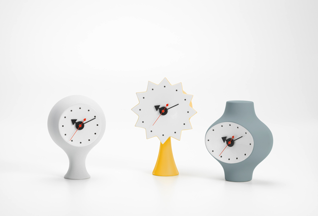 Ceramic Clock Group Vitra, להשיג בהביטאט