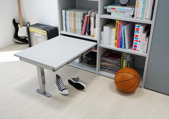 שולחן עבודה ויצירה נשלף, דומיסיל, צילום: יח״צ