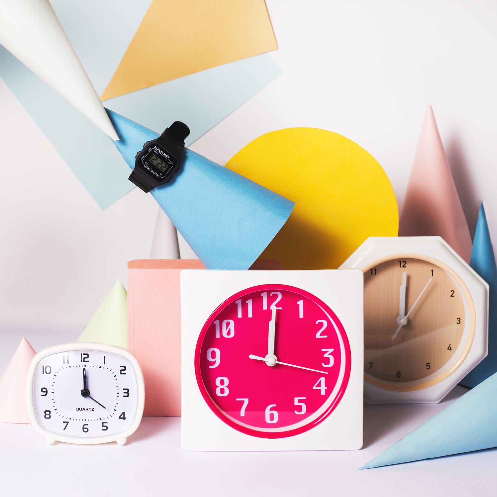 שעונים מעוצבים ברשת דייסו יפן במחיר של 10 שקלים בחד, צילום: deTails