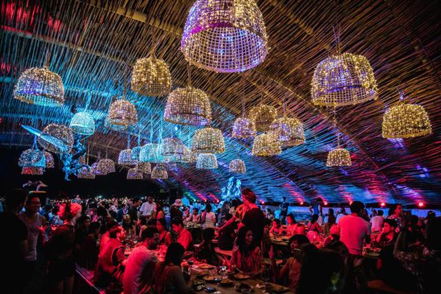 פסטיבל עיצוב ואמנות בתאילנד