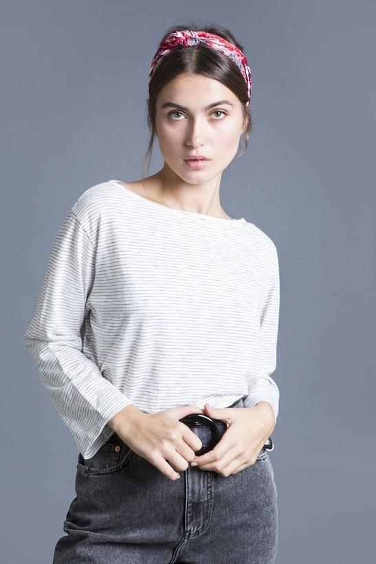 בגדים של מעצבת האופנה יעל אדמוני, צילום דנה קרן