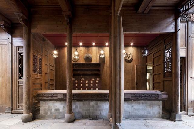 מלון מיוחד בסין