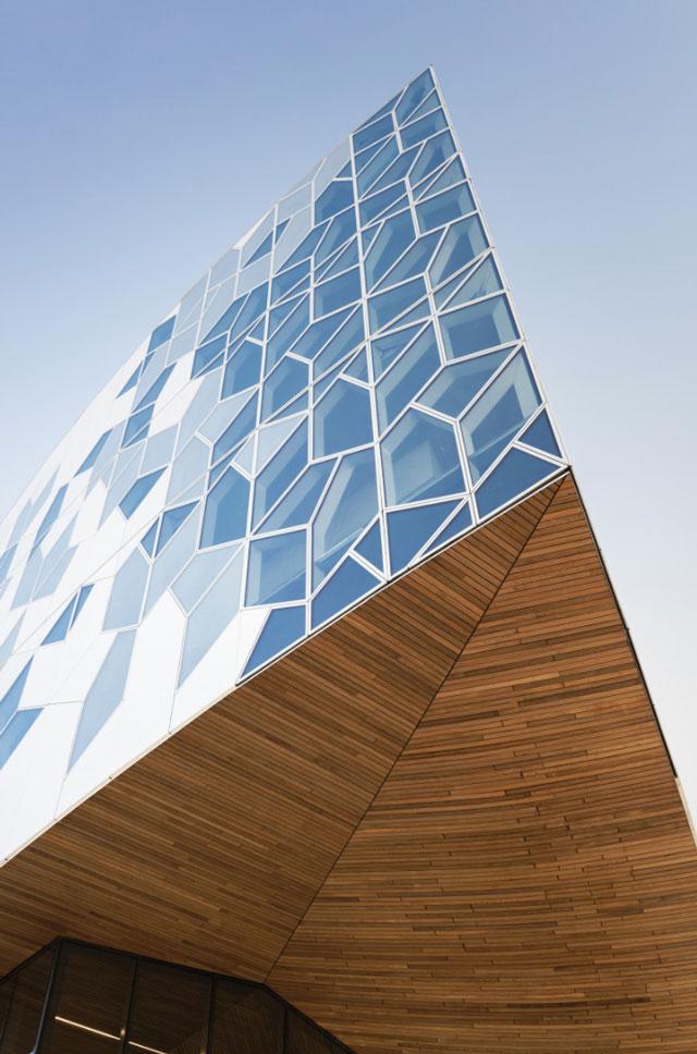 אדריכלות מהדור החדש