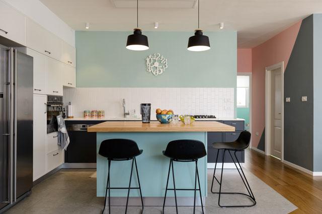 צבע בבית, שיק בבית