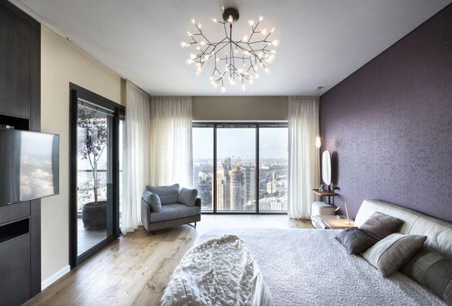 לקראת הוולנטיינס: דירה אינטימית-רומנטית