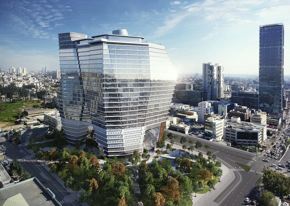 בניין ToHa החדש קרדיט viewpoint