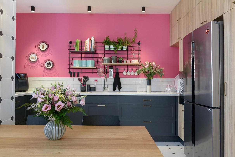 , מטבח בעיצוב שני רינג ובאדיבות דומיסיל', צילום אדריאן דודה