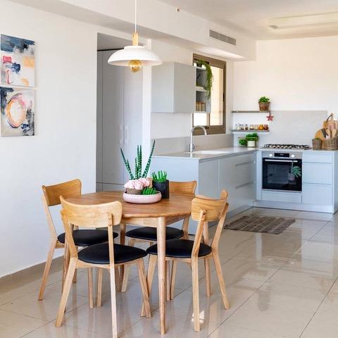 בית מודרני בקו עיצובי נקי, עיצוב וצילום: הילה ברונשטיין