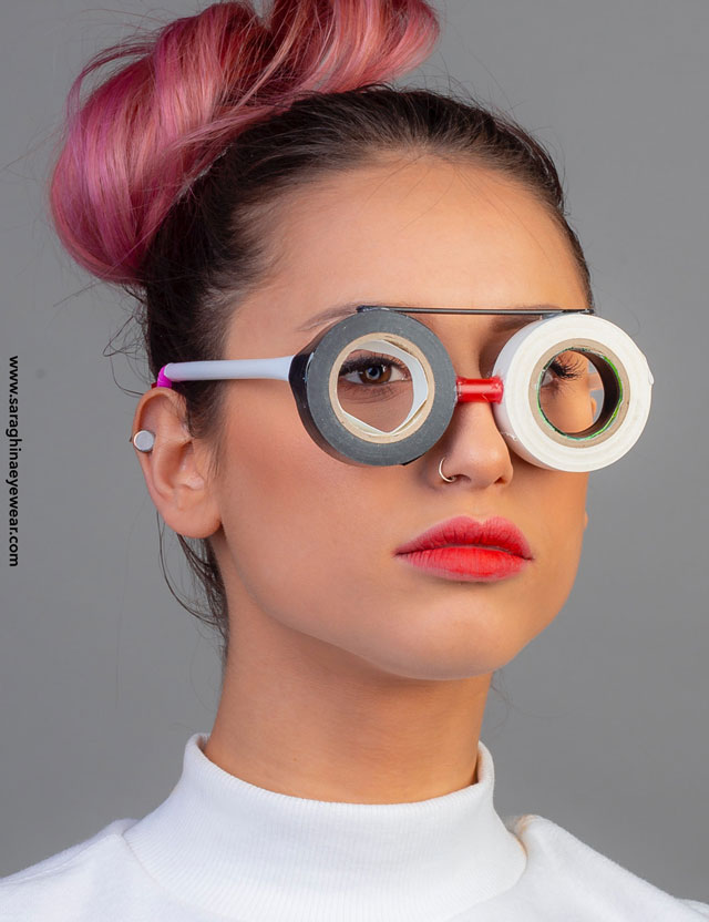 saraghina eye am fuori salone, דגש על מסר של קיימות וסביבה