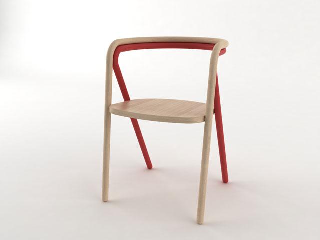 כיסא על בהפתעה