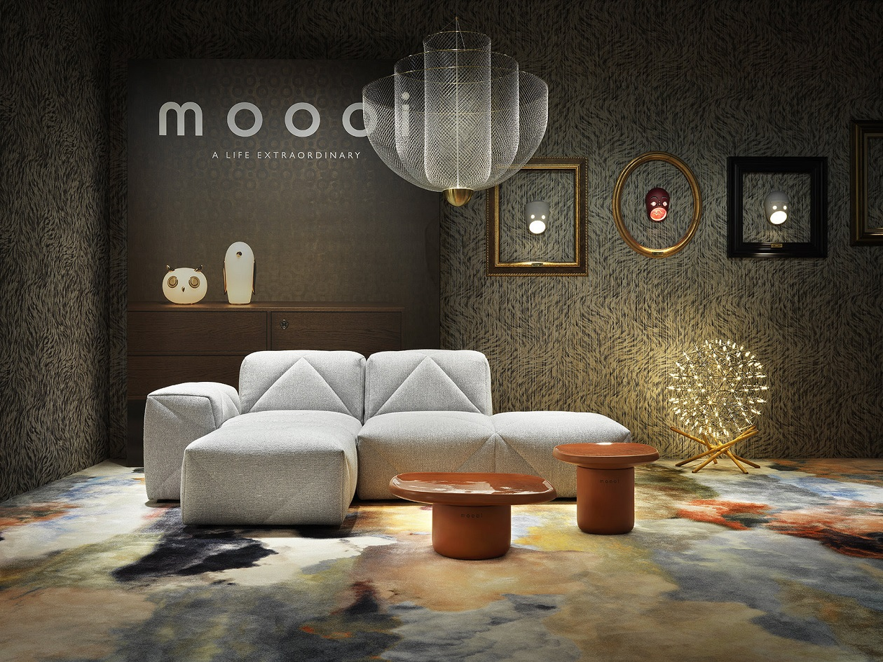 The world of Moooi nearby