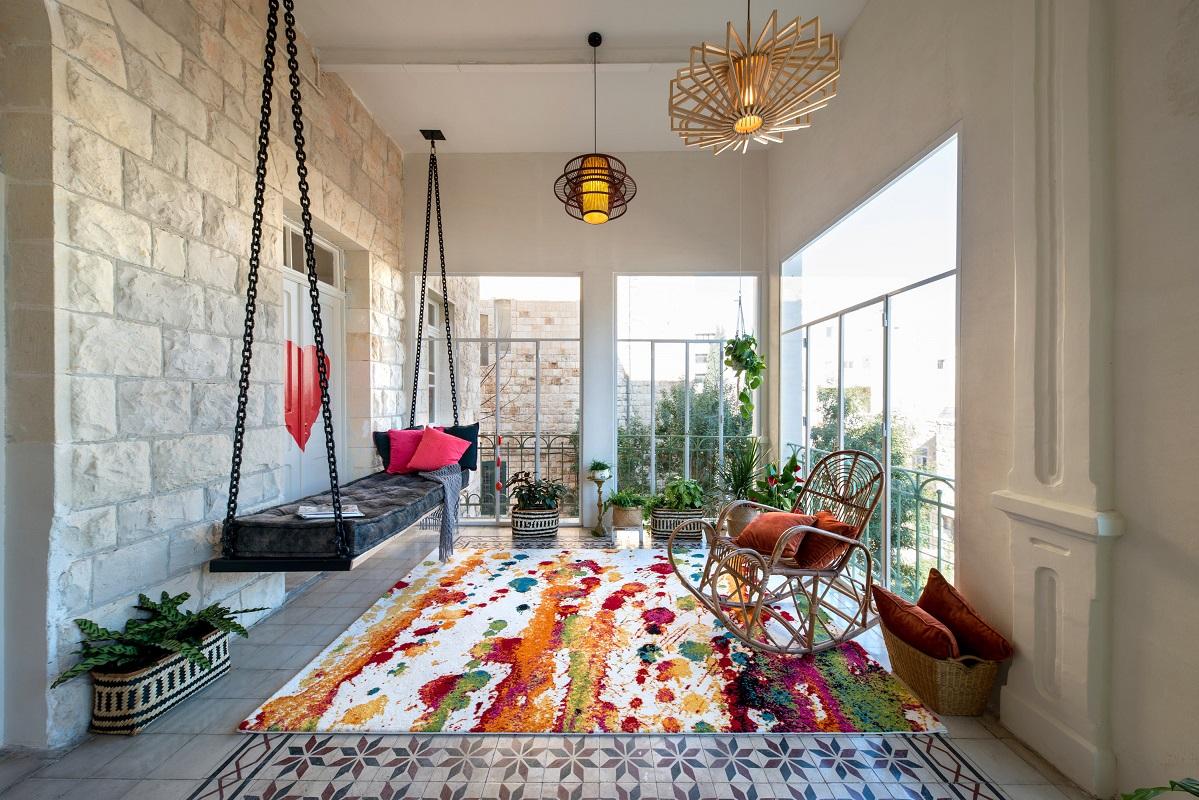 """מתחם אנה פורטה בחיפה, צילום: יח""""צ"""
