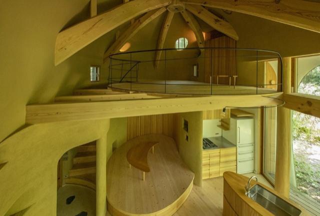 האדריכל היפני Tono Mirai