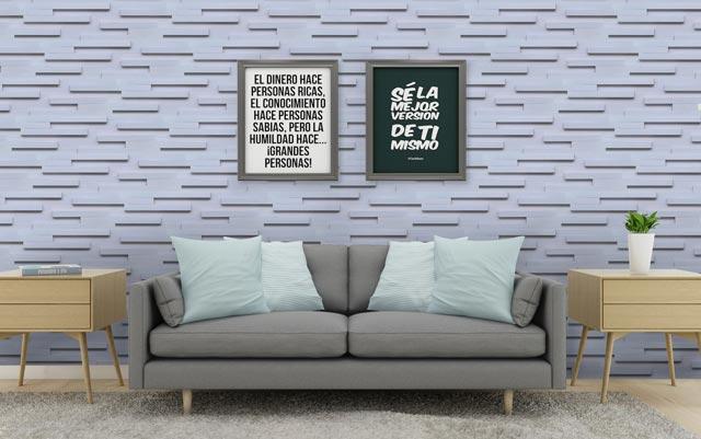 חיפוי קיר חדש ו-DIY