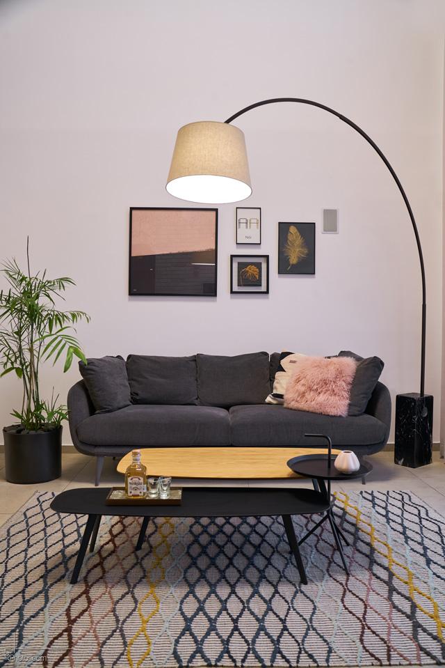 תכנון ועיצוב ורד בן סימון, צילום: ליאור טייטלר