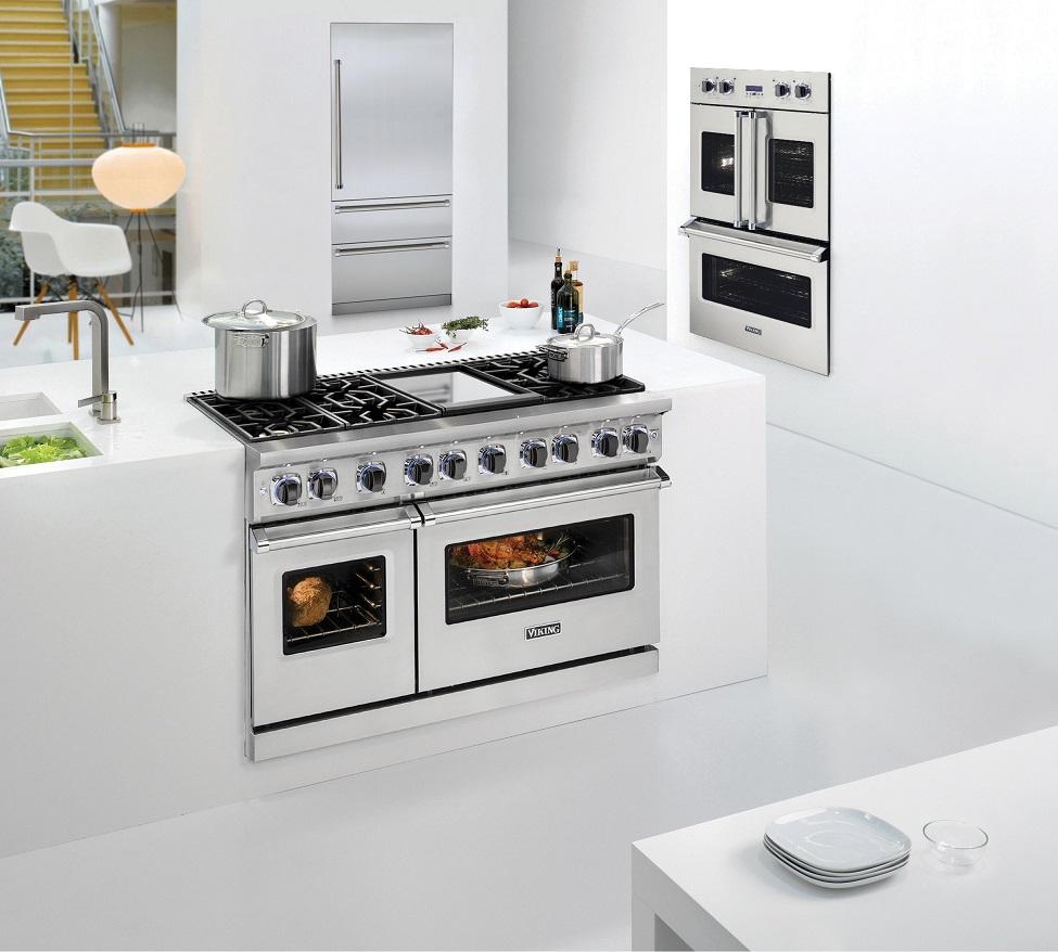 תנור מקצועי, ניגא שף FOR HOME, צילום VIKING ארצות הברית