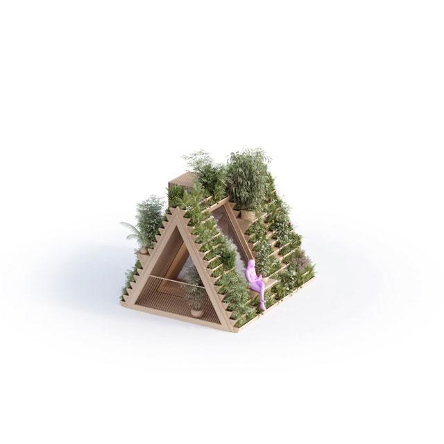 חווה ברב קומות