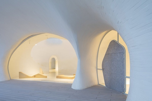 אדריכלות מקררת