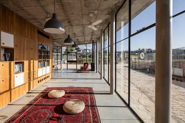 בתים מבפנים בירושלים