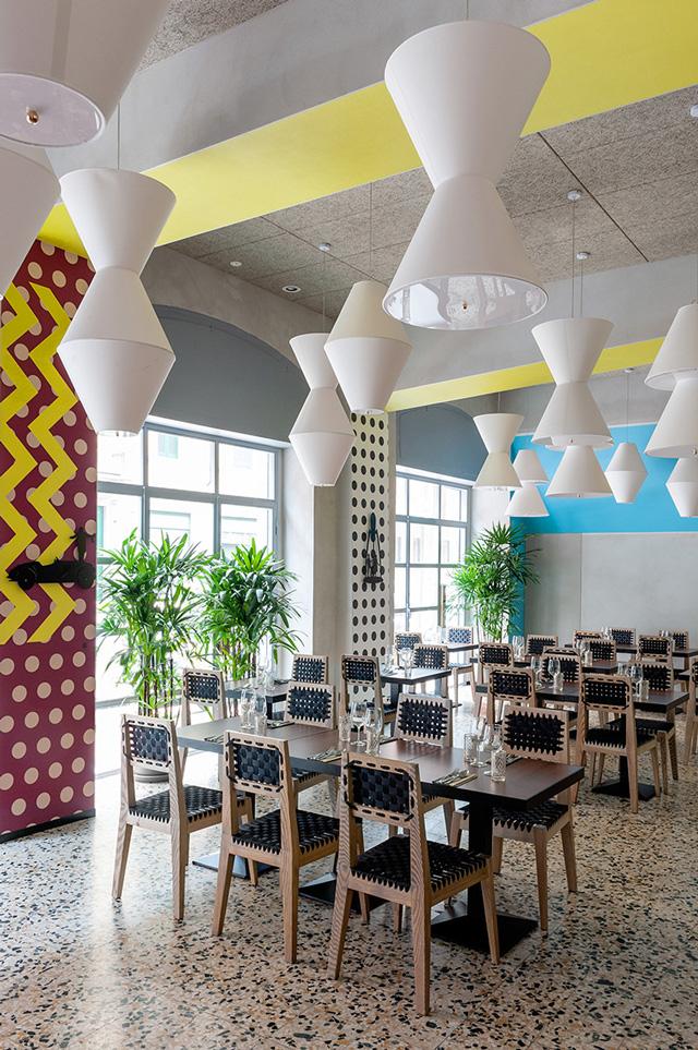 מסעדה חווייתית חדשה במילאנו