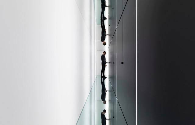 המאטריקס, גרסת האדריכלות