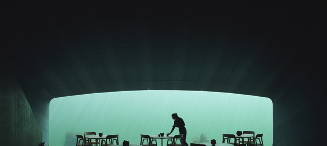 under – מסעדה מתחת למים