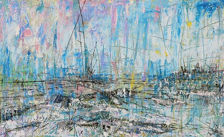 דובי רונן אמן צייר מעצב