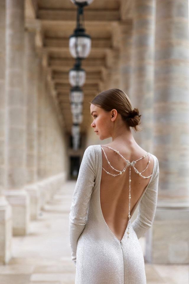 קולקציית פריז של קלייר, בעיצובה של מריה מנור, צילום טניה מוקו