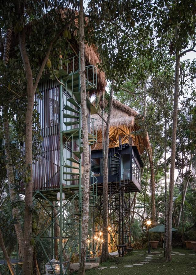 מלון בטבע