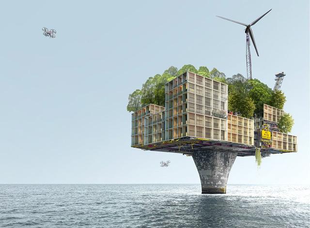 אדריכלות פיקטיבית