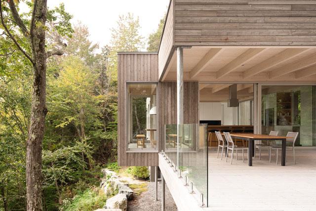 בית ביער הקנדי