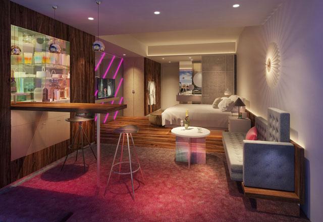 מלון W ביפן