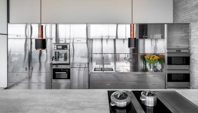 אסתטיקה וחדשנות במטבח