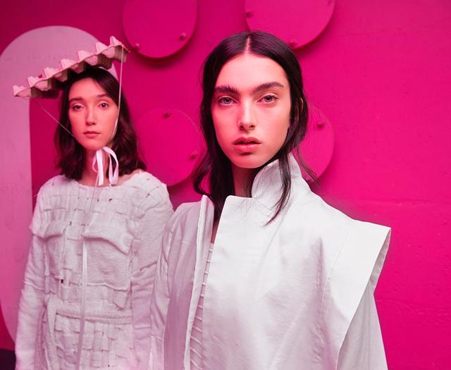 תערוכת אופנה וקיימות בדיזינגוף סנטר