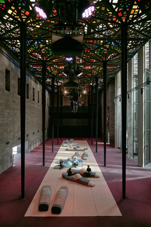 שטיחים במוזאון
