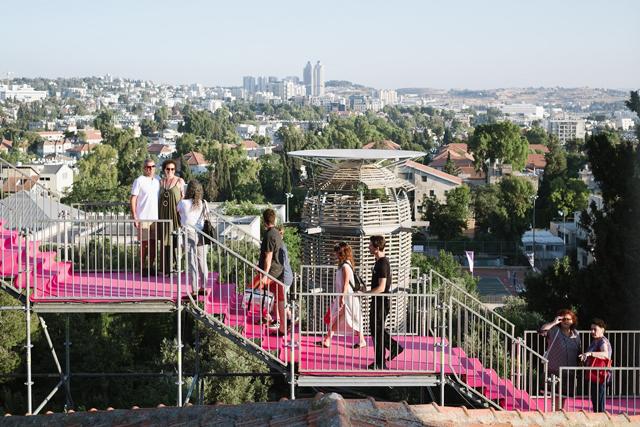 שבוע העיצוב ירושלים חוזר