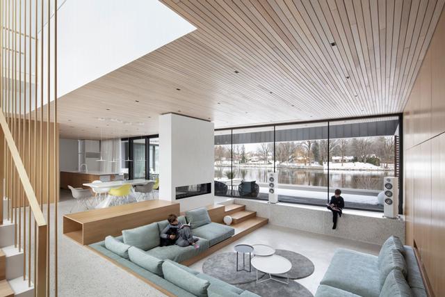 בית קנדי מודרני