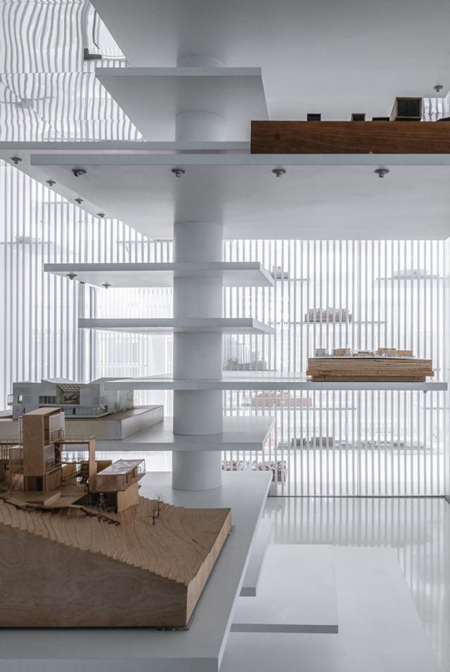 מוזיאון חדש ומרהיב בסין