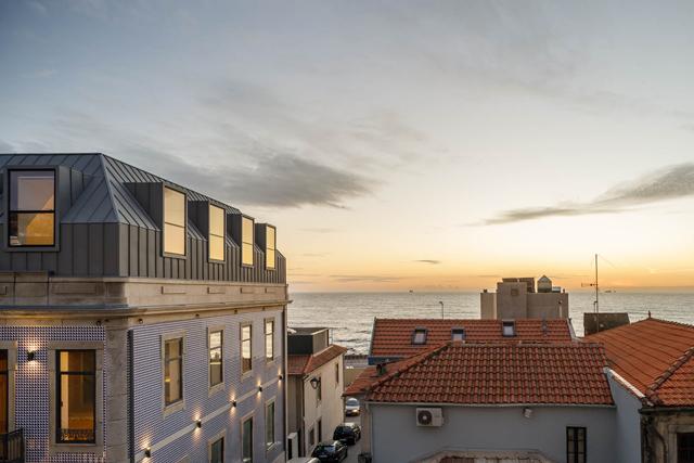 על הים בפורטוגל