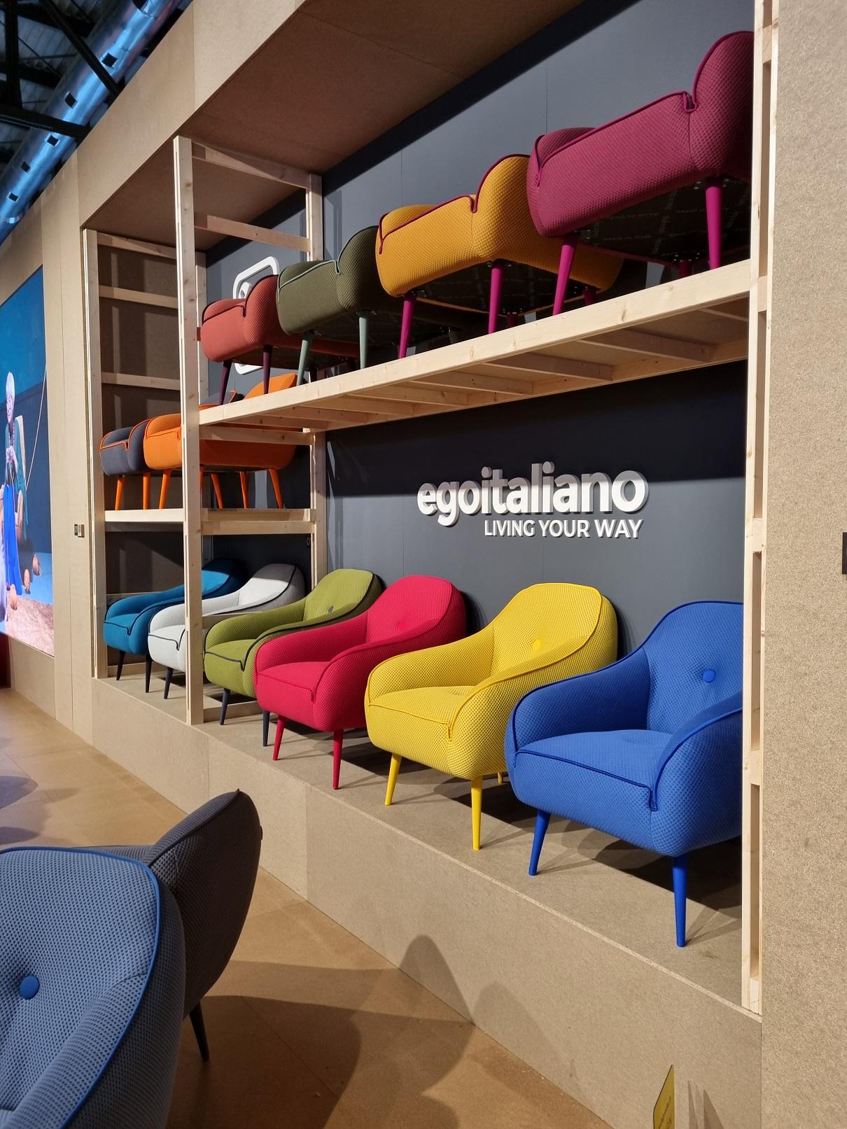 הרבה רהיטים בהתאמה אישית, supersalone 2021, צילום goodesign