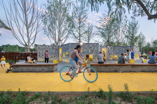 פארק קהילתי מושלם